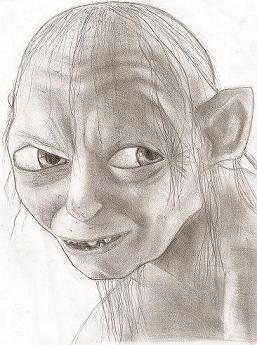 Gollum por Stan